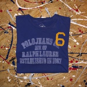 Polo Ralph Lauren Spellout t shirt